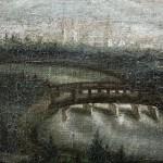 Barockes-Bild-restauriert