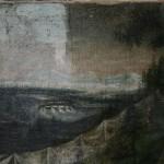 Restaurator-Gemälde-Reinigung